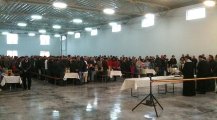 Inaugurare sediu logistic; ziua porților deschise