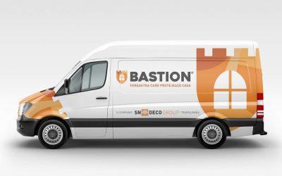 Un nou brand – Fereastra Bastion