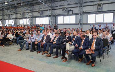 Monitorul de Mediaş: Live video Dublă Inaugurare