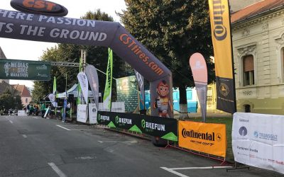 SN Deco Group, partener la Medias Bike Marathon