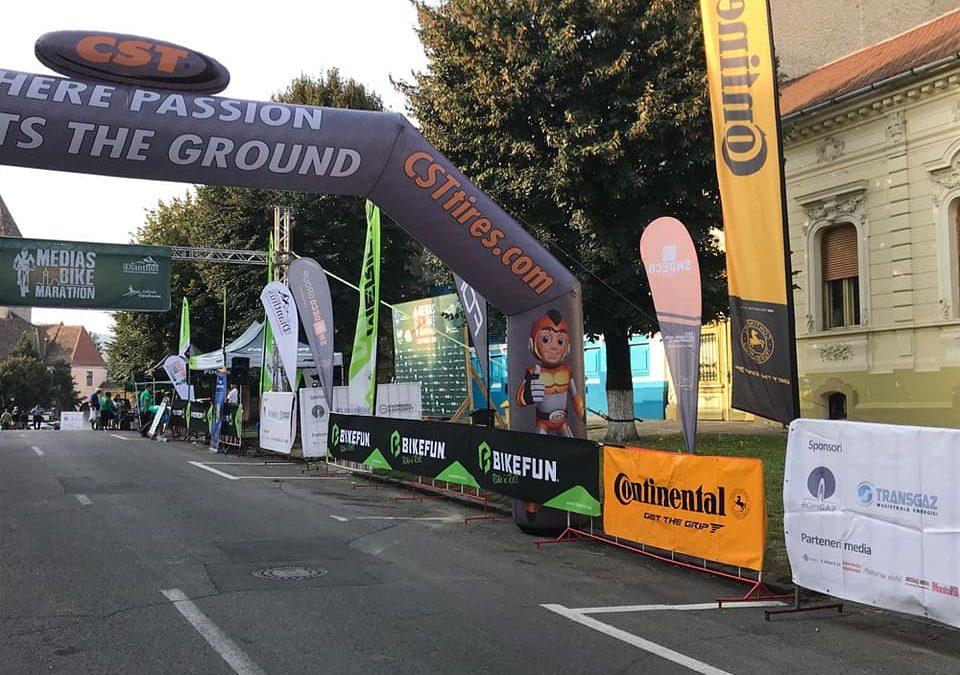 SN Deco Group, partener la Medias Bike Marathon